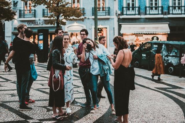Turyści z Portugalii