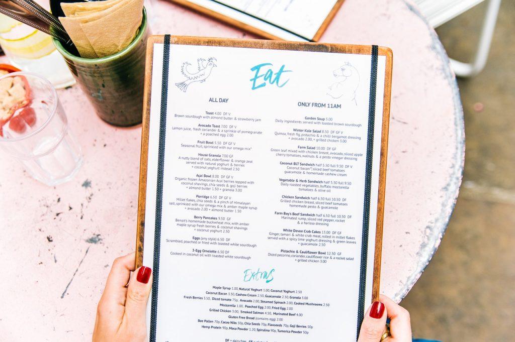 Tłumaczenia dla restauracji